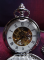 Traditional Mechanical Pocket Watch